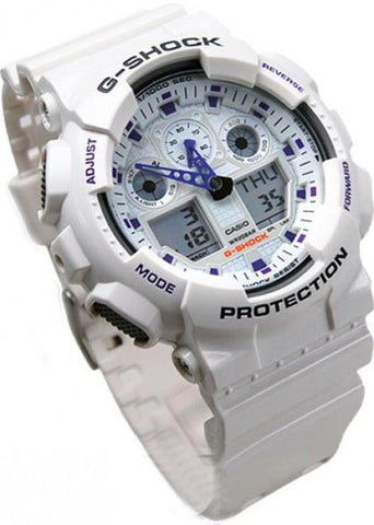 Casio G-Shock GA-100A-7A Watch (New With Tags)