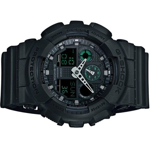 Casio G-Shock Analog-Digital GA-100MB-1A Watch (New with Tags)