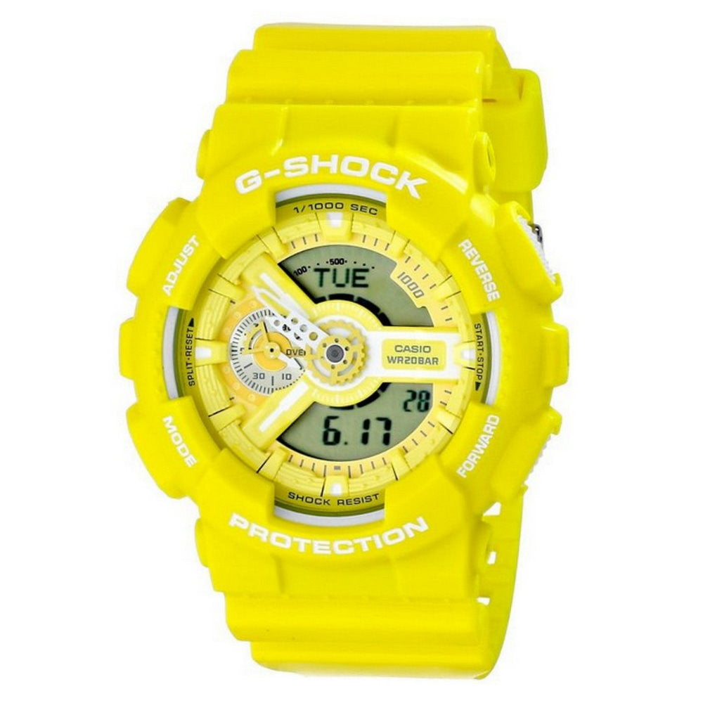 Casio G-Shock Analog-Digital GA-110BC-9A Watch (New with Tags)