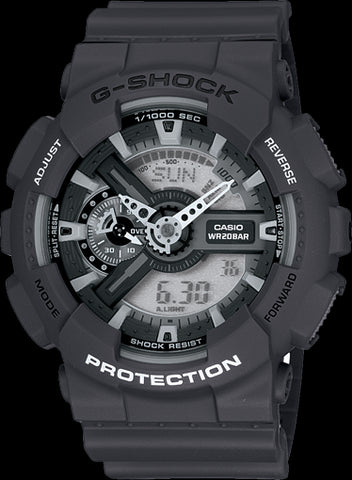 Casio G-Shock GA-110C-1A Watch (New With Tags)