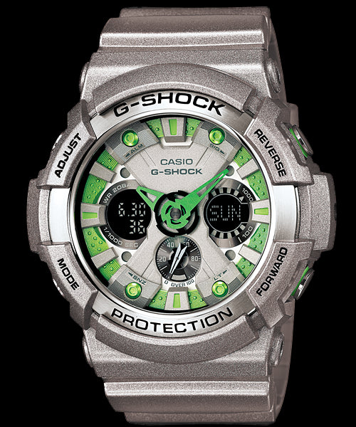 Casio G-Shock Trending GA-200SH-8A Watch (New With Tags)