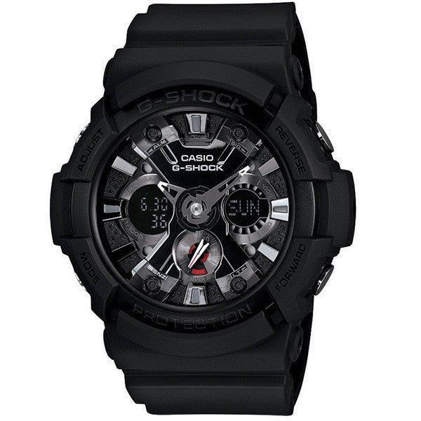 Casio G-Shock Analog-Digital GA-201-1A Watch (New with Tags)