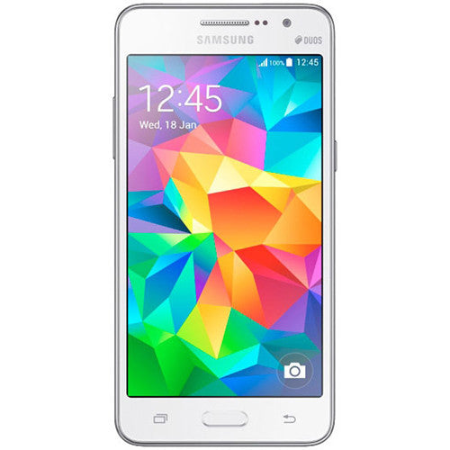 Samsung Galaxy Grand Prime Duos 8GB 3G White (SM-G531H/DS) Unlocked