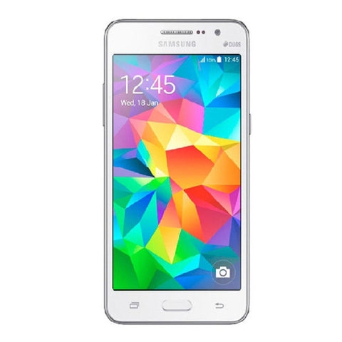 Samsung Galaxy Grand On5 Dual 8GB 4G LTE White (SM-G5500) Unlocked