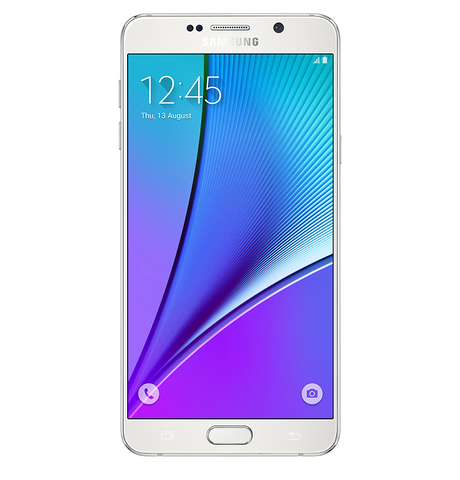 Samsung Galaxy Note 5 32GB 4G LTE White Pearl (SM-N920i) Unlocked