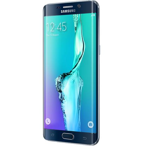 Samsung Galaxy S6 Edge+ 32GB 4G LTE Black Sapphire (SM-G928F) Unlocked