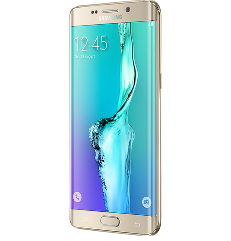 Samsung Galaxy S6 Edge+ Duos 64GB 4G LTE Gold Platinum (SM-G9287) Unlocked