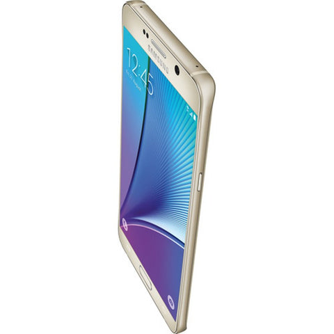Samsung Galaxy Note 5 64GB 4G LTE Gold (SM-N920C) Unlocked