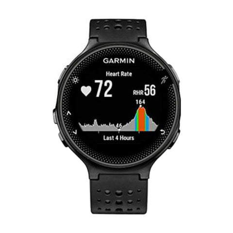 Garmin Forerunner 235 with HRM 010-03717-54 GPS Watch (Black)