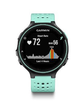 Garmin Forerunner 235 with HRM 010-03717-48 GPS Watch (Frost Blue)