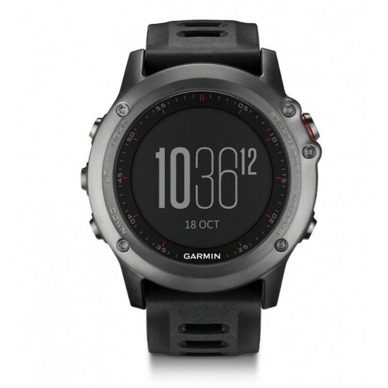 Garmin Fenix 3 without Heart Rate Monitor (Gray/Black)