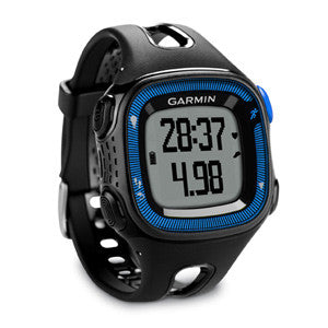 Garmin Forerunner 15 010-01241-00 Fitness Watch Black/Blue