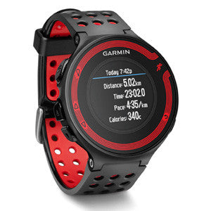 Garmin Forerunner 220 010-01147-10 Fitness Watch Black/Red
