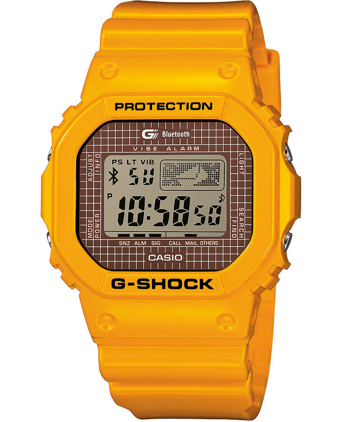Casio G-Shock Bluetooth Digital GB-5600B-9 Watch (New with Tags)