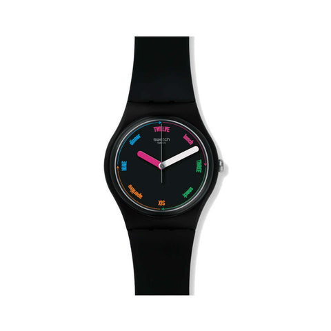 Swatch The Strapper GB289 Watch (New With Tags)