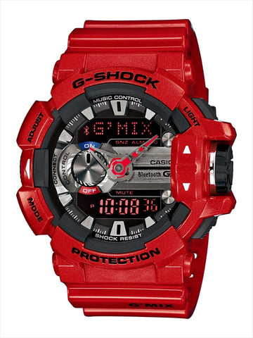 Casio G-Shock Analog-Digital GBA-400-4A Watch (New with Tags)