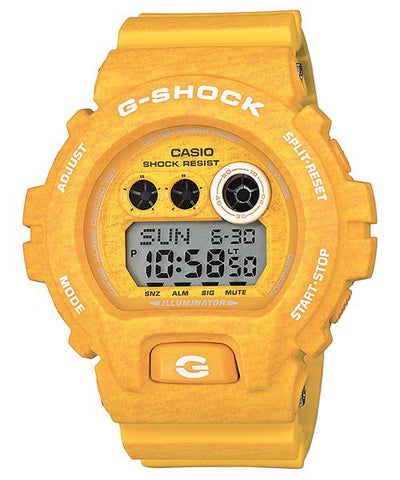Casio G-Shock Digital GD-X6900HT-9 Watch (New with Tags)