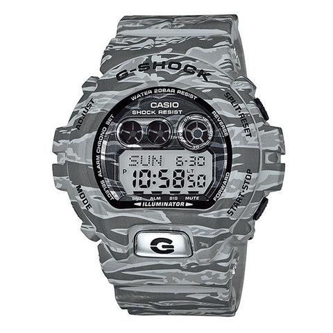 Casio G-shock Camouflage Digital GD-X6900TC-8 Watch (New with Tags)