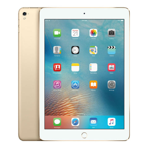 "Apple iPad Pro 9.7"" 128GB WiFi Gold"