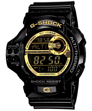 Casio G-Shock Standard Digital GDF-100GB-1 Watch (New with Tags)