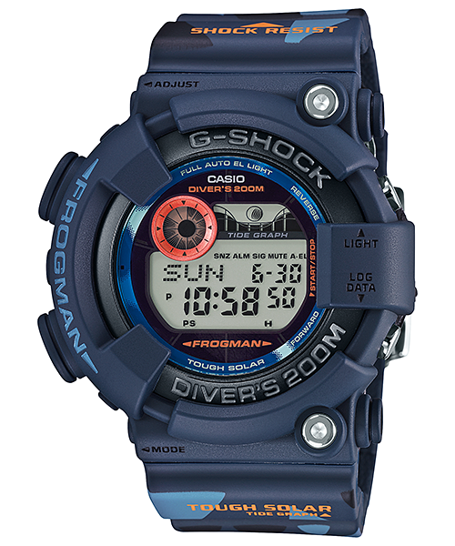 Casio G-Shock Digital GF-8250CM-2 Watch (New with Tags)