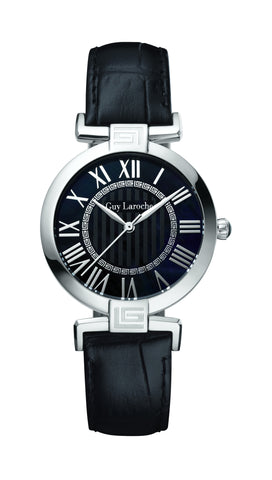 Guy Laroche TimePieces GL-L2008-01 Watch (New With Tags)