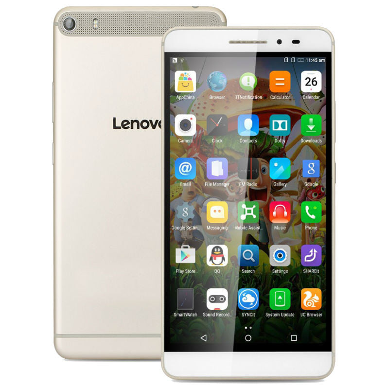 Lenovo Phab Plus Dual 32GB 4G LTE Gold (PB1-770P) Unlocked