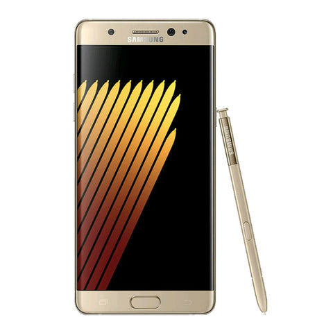 Samsung Galaxy Note 7 Dual 64GB 4G TD-LTE (SM-N9300) Gold Platinum Unlocked
