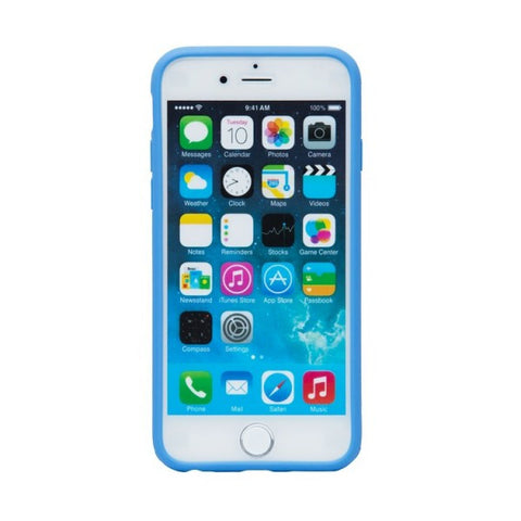 Odoyo Grip Edge Protective Snap Case for iPhone 6S Plus PH3331 (Sky Blue)