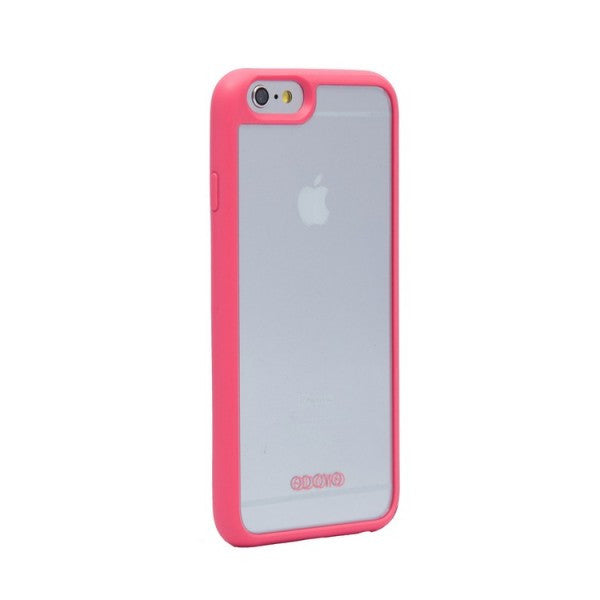 Odoyo Grip Edge Protective Snap Case for iPhone 6S PH3321 (Blush Pink)