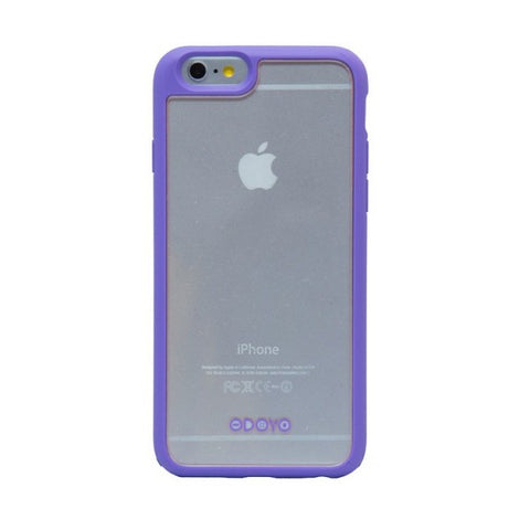 Odoyo Grip Edge Protective Snap Case for iPhone 6S PH3321 (Orchid Purple)