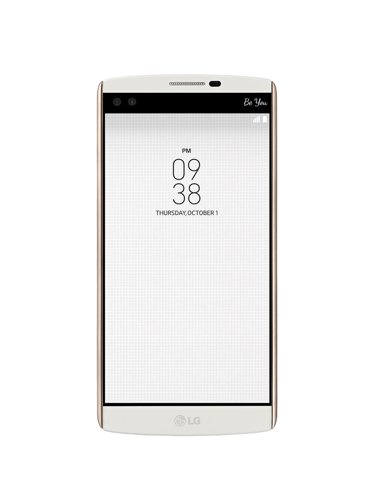 LG V10 Dual 64GB 4G LTE Luxe White (H961) Unlocked