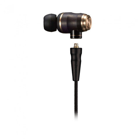 JVC HA-FX1200 In-Ear Headphones (Black)