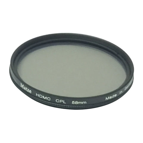 Matze 58mm HD MC-CIR Polarizer Filter