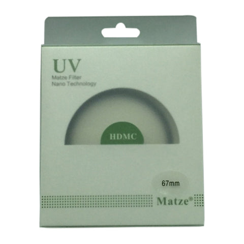 Matze 67mm HD MC-UV Filter
