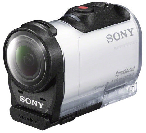 Sony SPK-AZ1 WaterProof Action Cam Case for HDR-AZ1 Camcorder