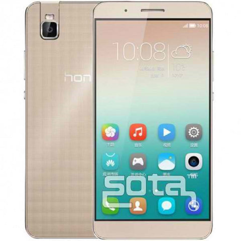 Huawei Honor 7i Dual 32GB 4G LTE Gold (ATH-AL00) Unlocked (CN Version)