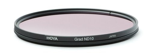 Hoya 52mm Graduated ND10 Filter