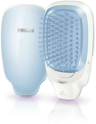 Philips EasyShine HP4588/00 Ionic Styling Brush (Blue)