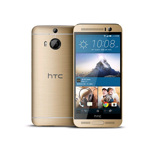 HTC One M9+ 32GB 4G LTE Gold Unlocked