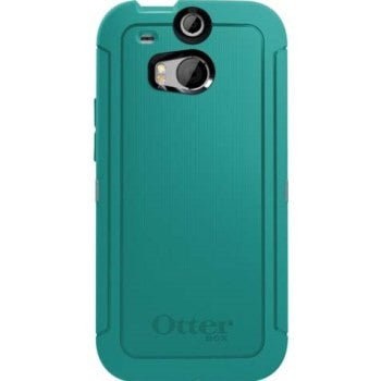 OtterBox Defender Series Case for HTC One M8 Aqua Sky
