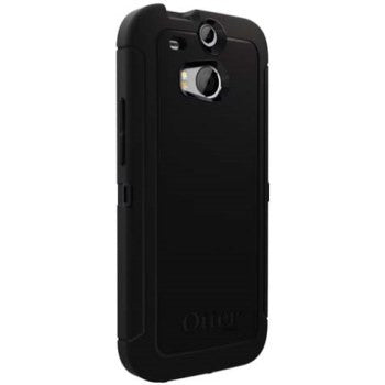 OtterBox Defender Series Case for HTC One M8 Black