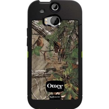 OtterBox Defender Series Case for HTC One M8 RT Xtra Green