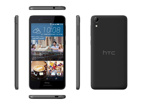 HTC Desire 728 Dual 16GB 4G LTE Black Unlocked