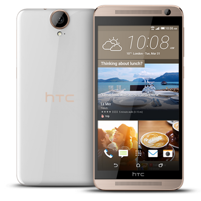 HTC One E9 Dual 16GB 4G LTE White Unlocked