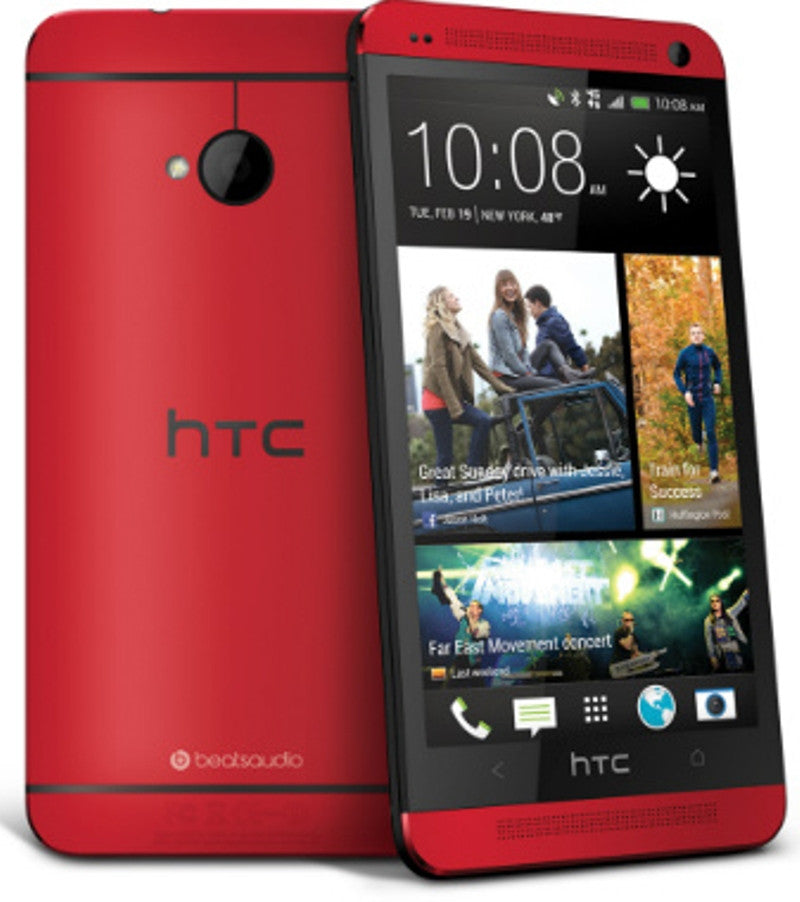 HTC One A9 32GB 4G LTE Red Unlocked