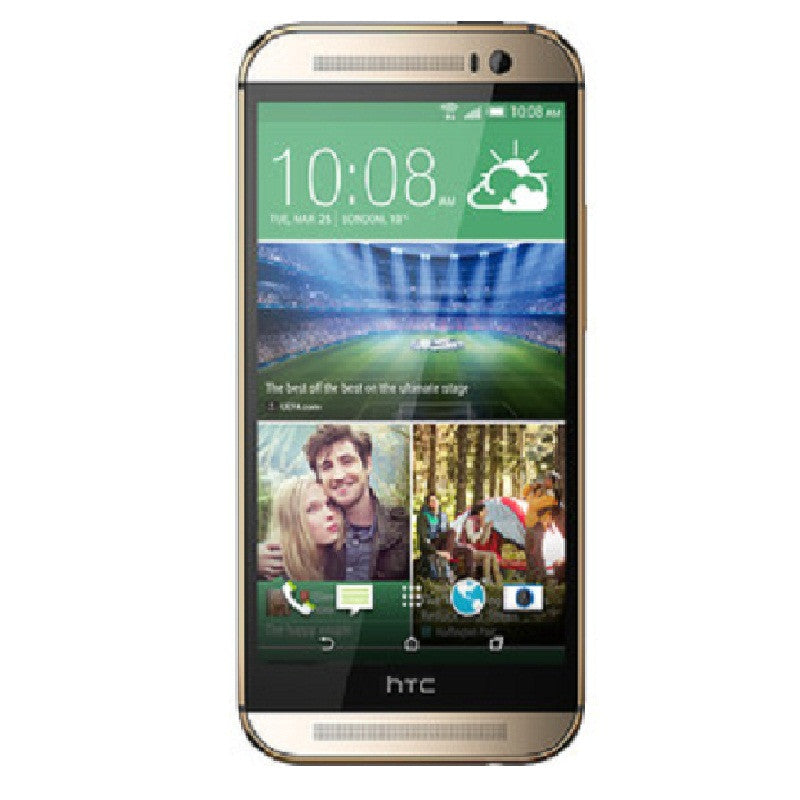 HTC One M8 2014 Edition 16GB 4G LTE Gold Unlocked