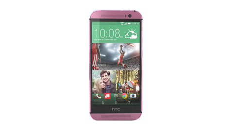 HTC One M8 2014 Edition 4G LTE 32GB Pink Unlocked
