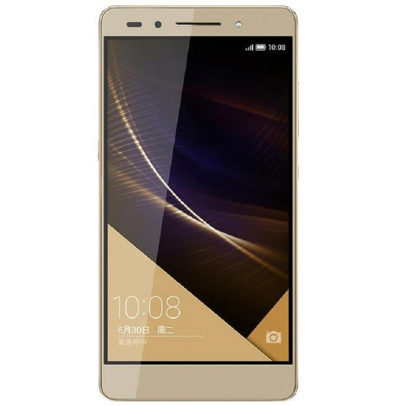 Huawei Honor 7 Dual 64GB 4G LTE Gold Unlocked (CN Version)