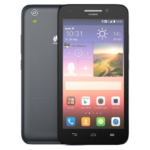 Huawei Ascend G620s 8GB 4G LTE Black Unlocked